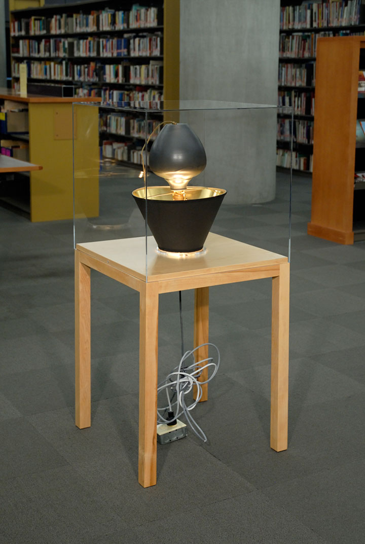 image of mark soo's lamp