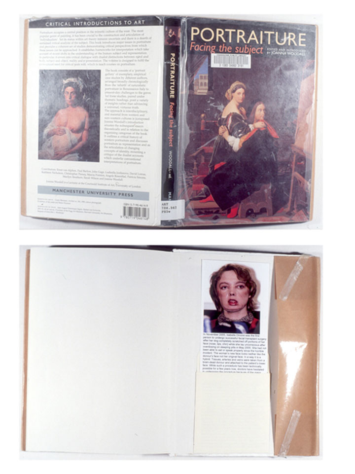image og library book with insert