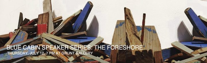 BLUE CABIN SPEAKER SERIES: THE FORESHORE