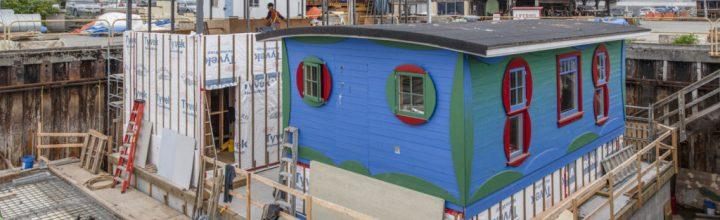 Blue Cabin Public Launch